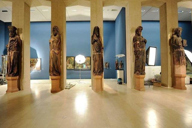 Fotos: Skulpturenhalle im Augustinermuseum
