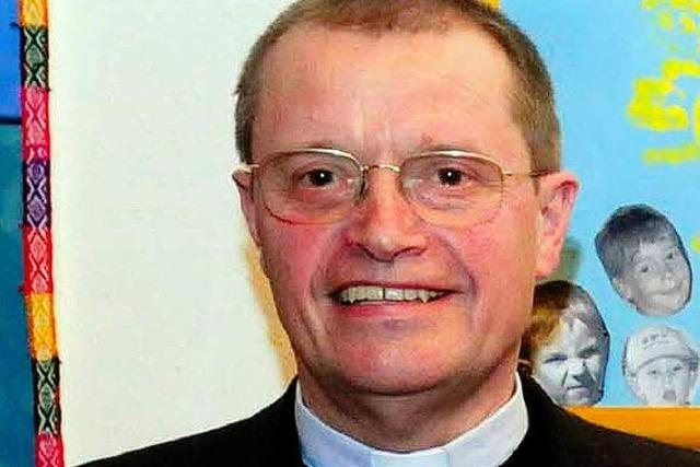 Pfarrer Brenzinger: