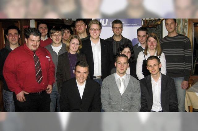 Ulli Waldkirch neuer Vorsitzender der Jungen Union