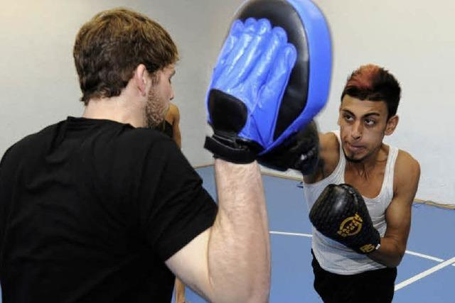 Champion's Boxing: Verein für Jugendliche aus schwierigen Verhältnissen
