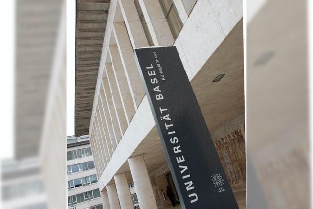 Die Universität Basel bewegt sich