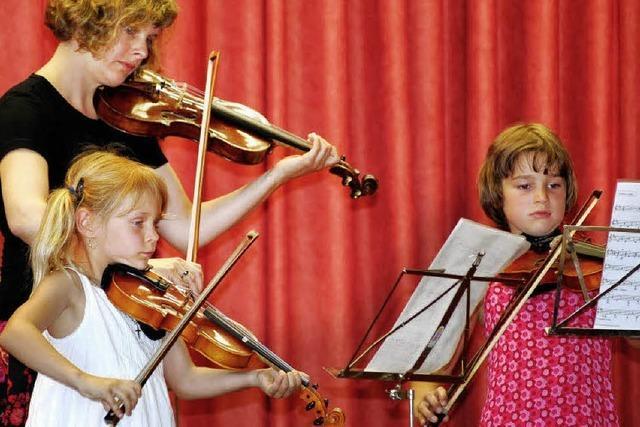 Musikschule hält Gebühren stabil