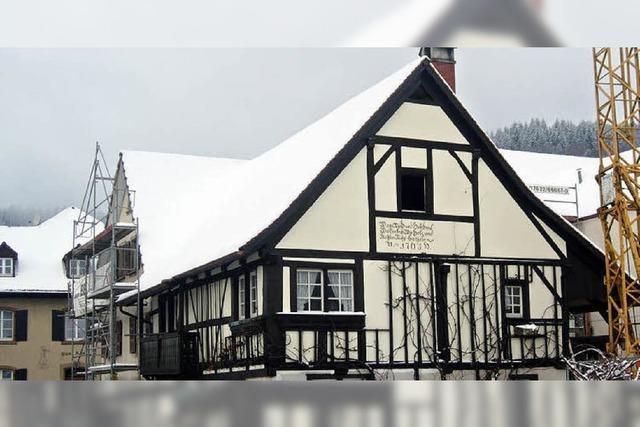 Hebelhaus wird Literaturmuseum