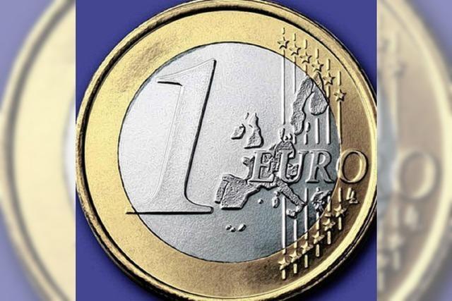 Europäischer Währungsfonds: Ein paar Nummern kleiner