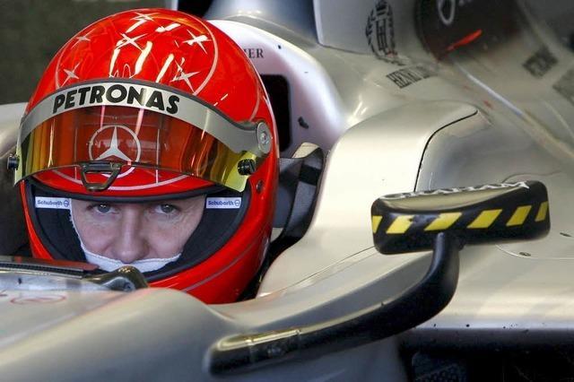 Michael Schumacher – Die Rückkehr des Heilsbringers