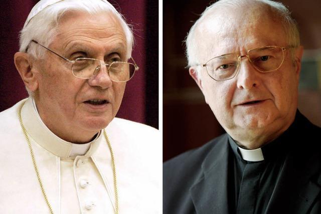 In Ratzingers Bischofszeit: Missbrauch im Bistum