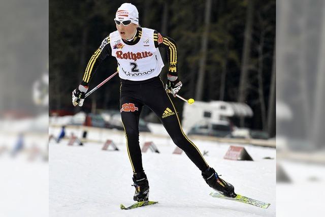 Tobias Simon im Finale zweimal Zweiter