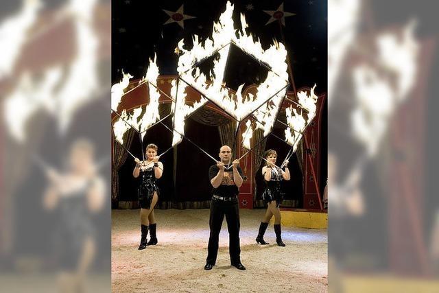 Circus Montana präsentiert
