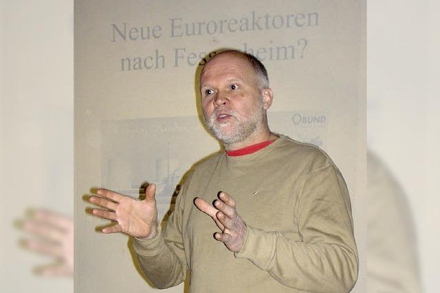 Fessenheim bleibt eine Bedrohung für die Region