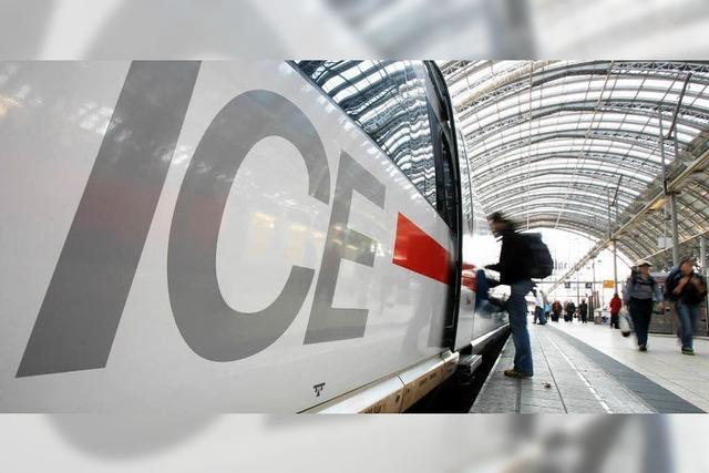 Bahn will mehr Sicherheit