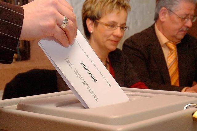 Neue Pfarrgemeinderäte am Kaiserstuhl