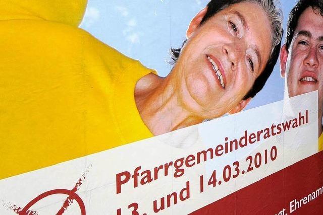 Die Pfarrgemeinderatswahlen in der Ortenau (weitere Ergebnisse)