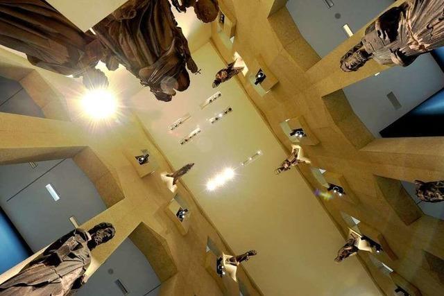 Fotos: Das Augustinermuseum im Wandel