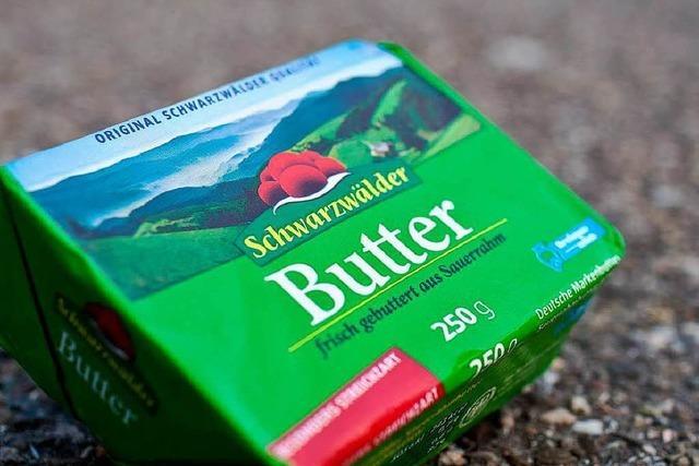 Breisgaumilch nimmt Butter vom Markt