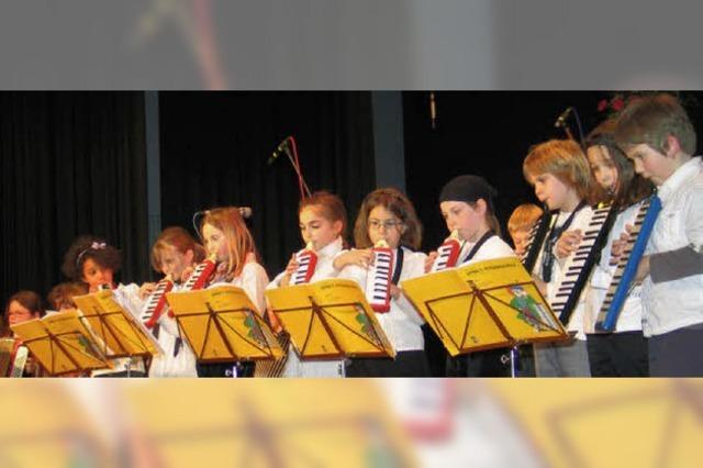 Musikalische Vielfalt