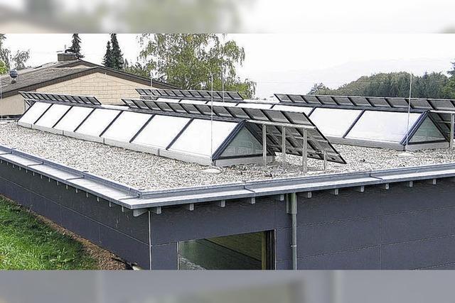 Gemeinde Albbruck setzt voll auf Sonnenenergie