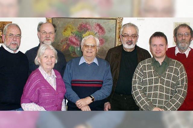 Verein für Heimatgeschichte wird 30 Jahre alt