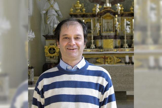 Pendeln für die Kirche