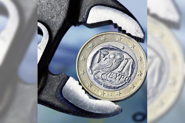 Wie soll die Hilfe für Griechenland aussehen?