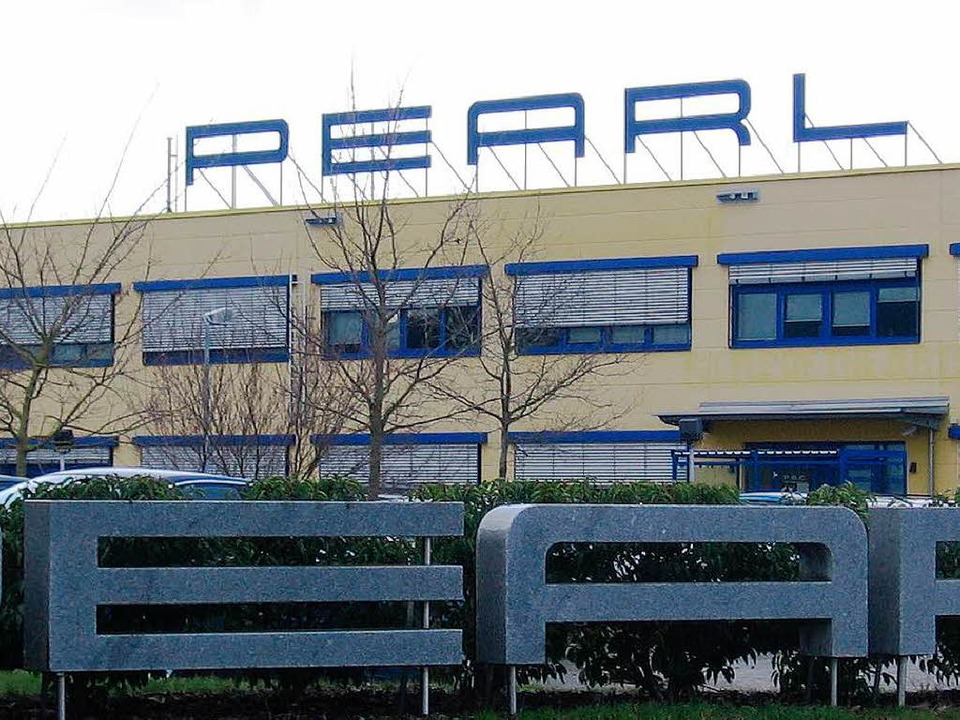 Das Versandhaus Pearl Agency in Buggin...bis zu 120000 Artikel – pro Tag.  | Foto: Andrea Drescher