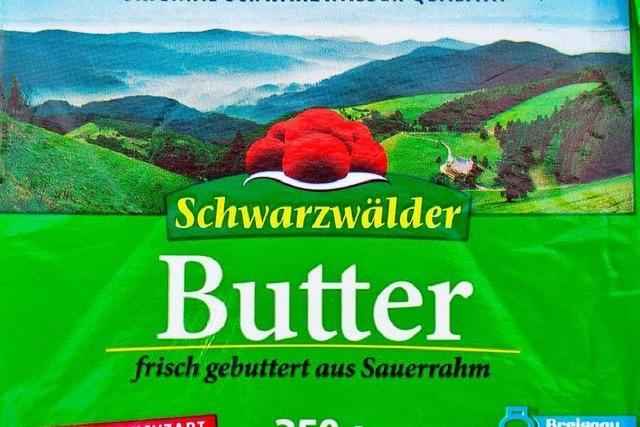 Breisgaumilch entschuldigt sich für Schummel-Butter – Chef bleibt