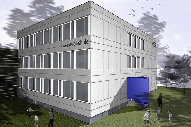 Im Juli startet die Sanierung der Werkrealschule