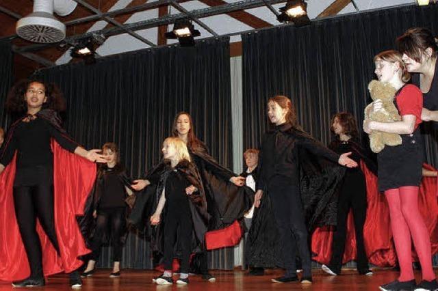 Wenn nachts die Vampire tanzen