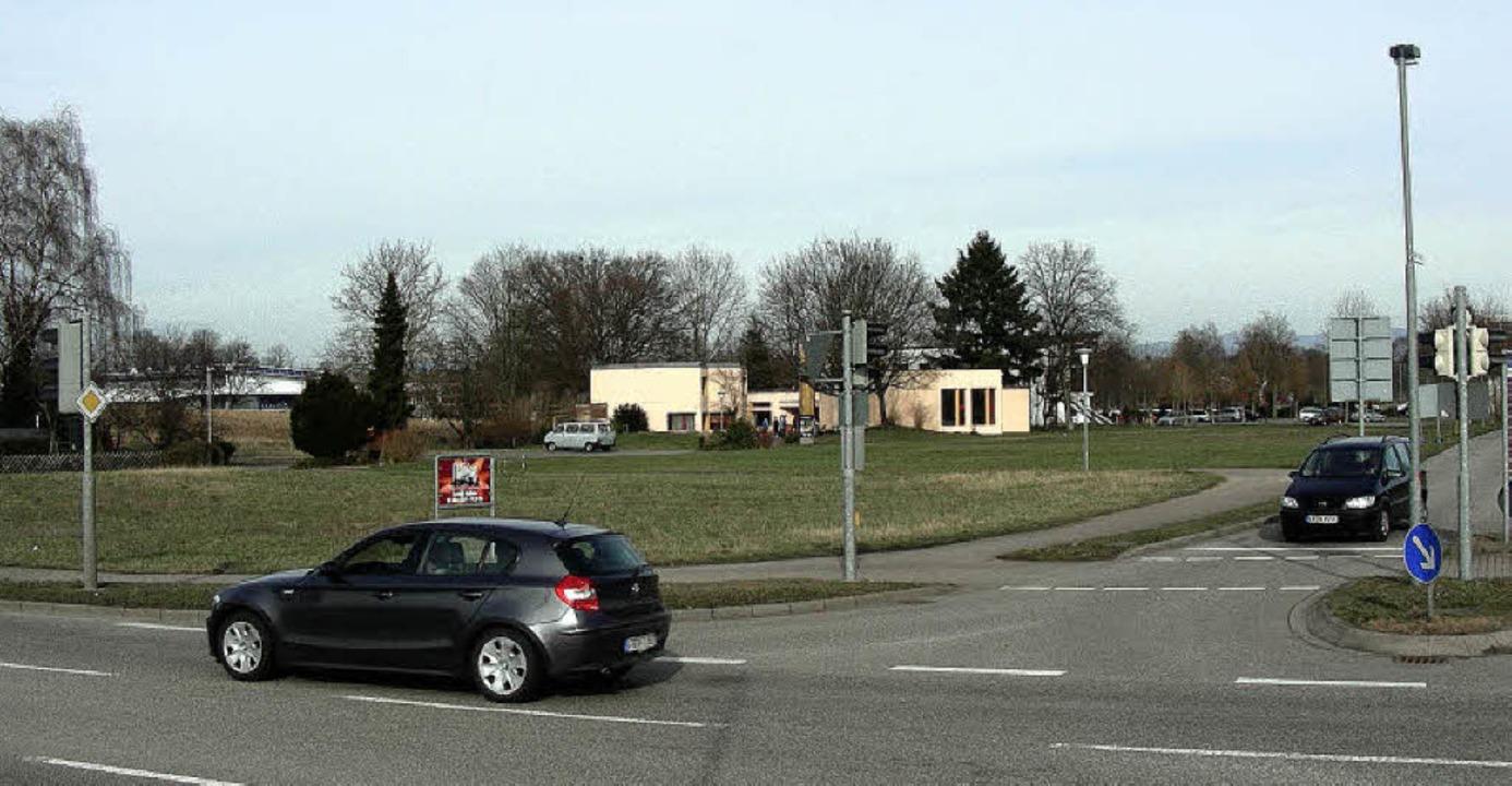 Bleibt in der Diskussion: Auf dieser W...ts) eine Feuerwehrhaus gebaut werden.   | Foto: mario schöneberg