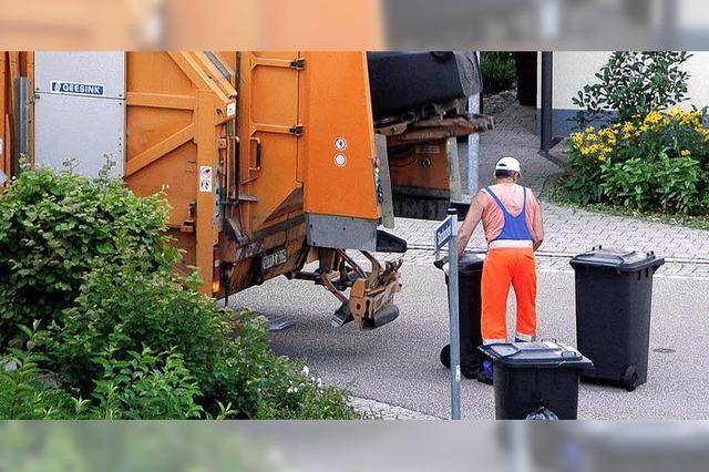 Spielraum bei Müllgebühren
