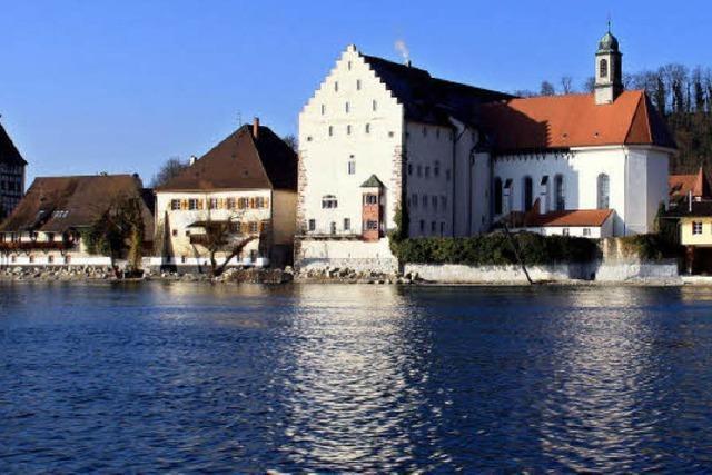 Schloss Beuggen blüht auf