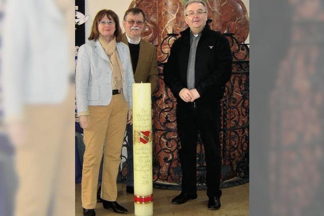 Heiliger Fridolin, beschütze Neuenburg
