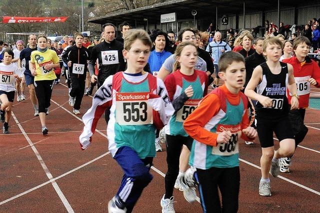 Frühjahrsklassiker für Laufbegeisterte im Grütt