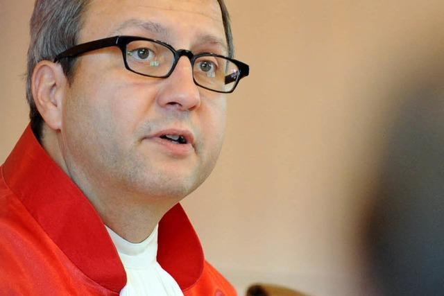 Andreas Voßkuhle und seine Sicht des Verfassungsgerichts