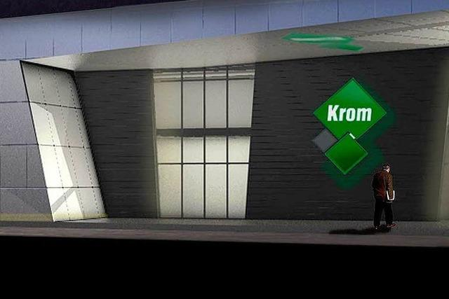 Kehler Firma Krom baut im Gewerbegebiet Basic