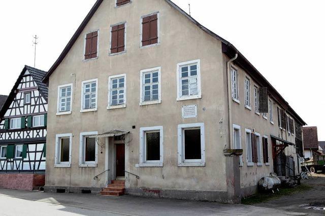 Gasthof Kreuz in Kürzell steht vor dem Abriss