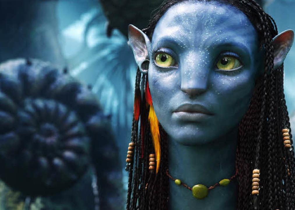 Made inWellywood:  ein Geschöpf vom Planeten Pandora  | Foto: Fox