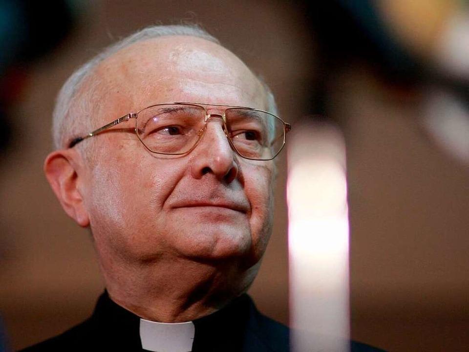 Vorwürfe gegen Robert Zollitsch im Missbrauchsskandal.  | Foto: ddp