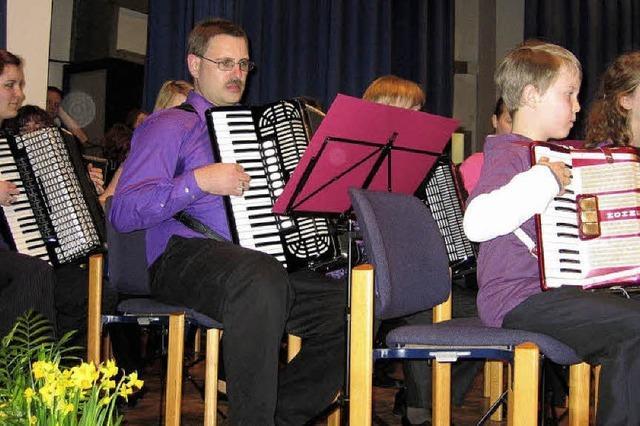 Drei Orchester – ein tolles Konzert