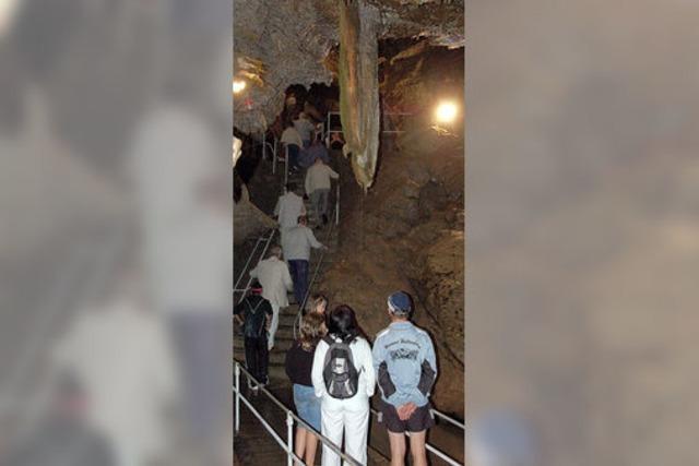Zehn Jahre Höhlen- und Heimatverein