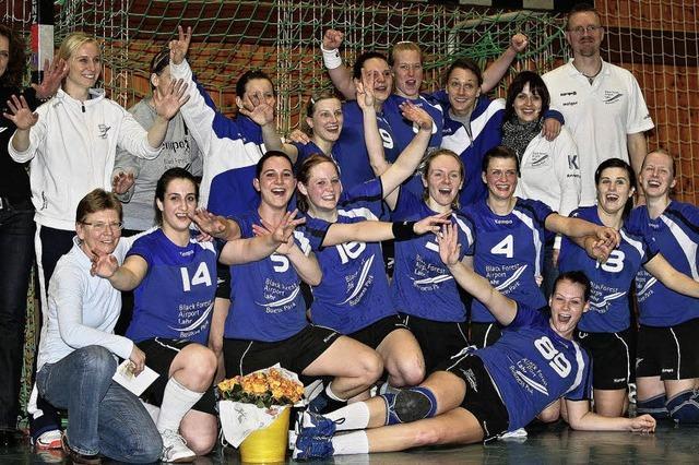 TV Lahr spielt wieder in der Oberliga