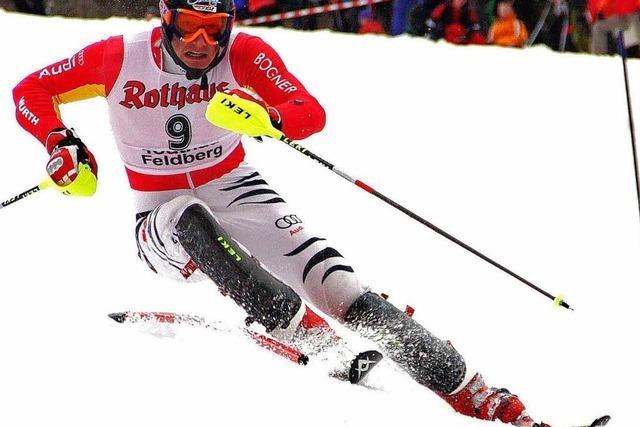 Ski-DM auf dem Feldberg: Das Lächeln funktioniert noch