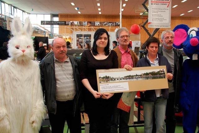 Fotowettbewerb bei der Breisacher Frühjahrsmesse