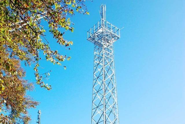 Anwohner scheitert mit Antrag gegen Funkmast