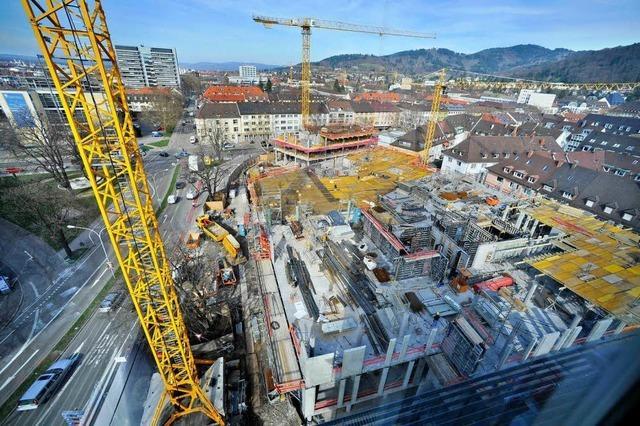 Betrugsverdacht auf Freiburgs größter Baustelle