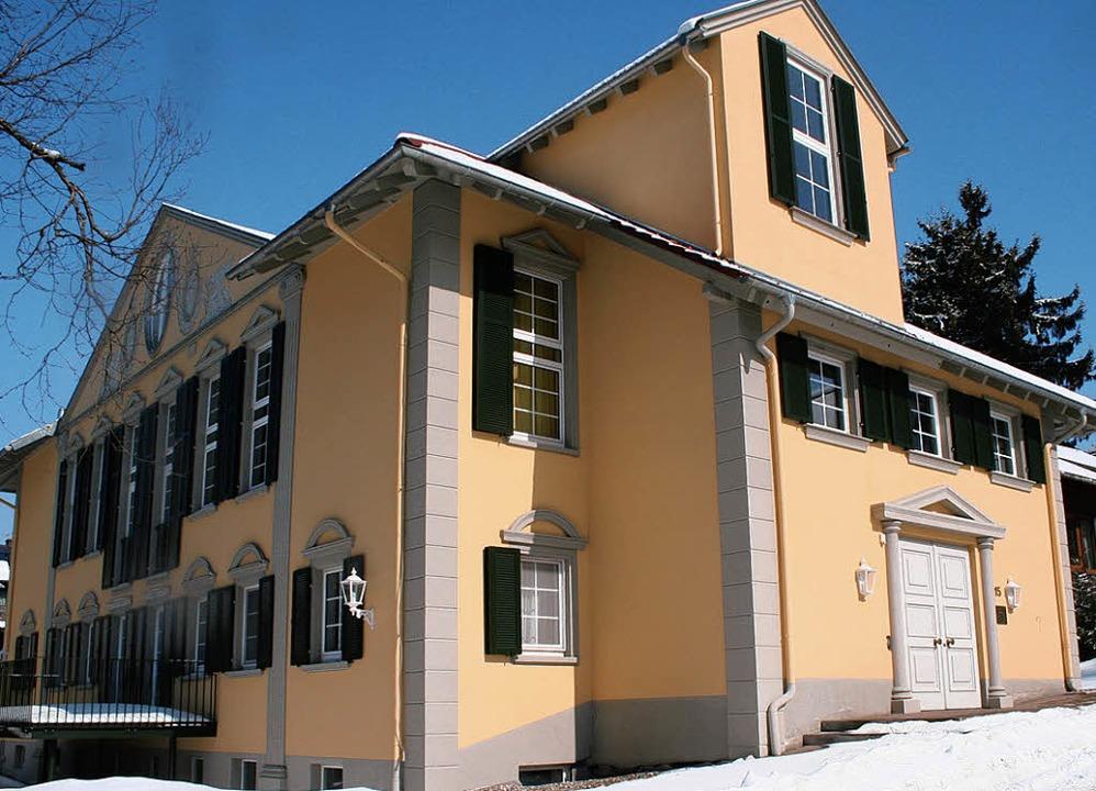 Ein Haus für ernste Seminare oder ausg...maligen St. Josefshaus  ist ungewiss.   | Foto: dieter maurer