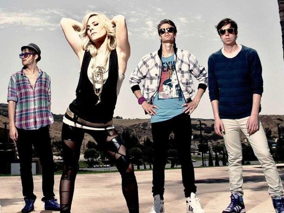 The Sounds: Pop aus Schweden.  | Foto: Veranstalter