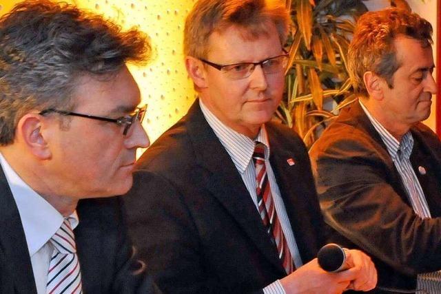 Bei Podiumsdiskussionen beweisen OB-Kandidaten Leidensfähigkeit