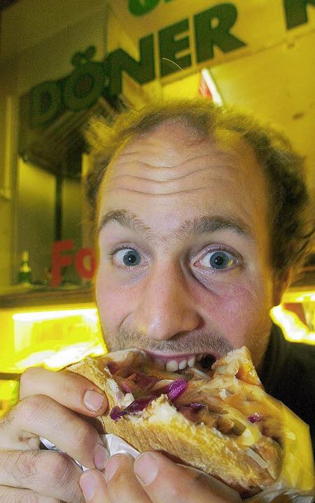 essay über fast food