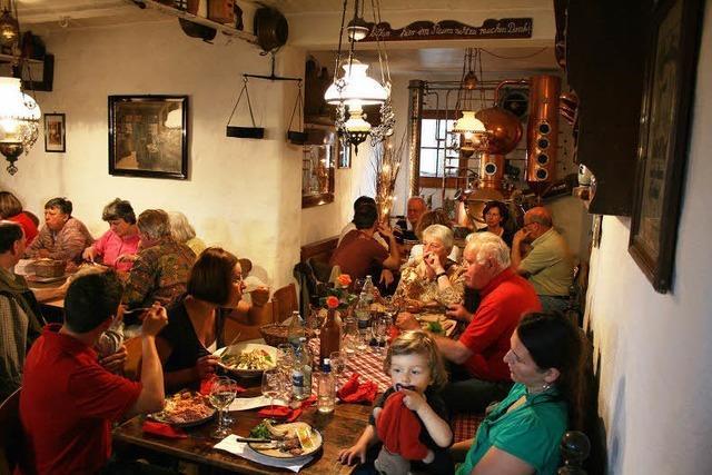 Auf dem Ortenauer Weinpfad: Immer am Freitag glüht der Holzofen