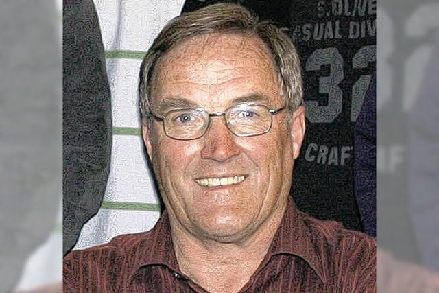 Hermann Hauert ist nun Ehrenmitglied
